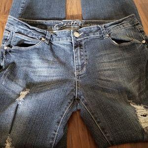C 'EST TOI jeans USA